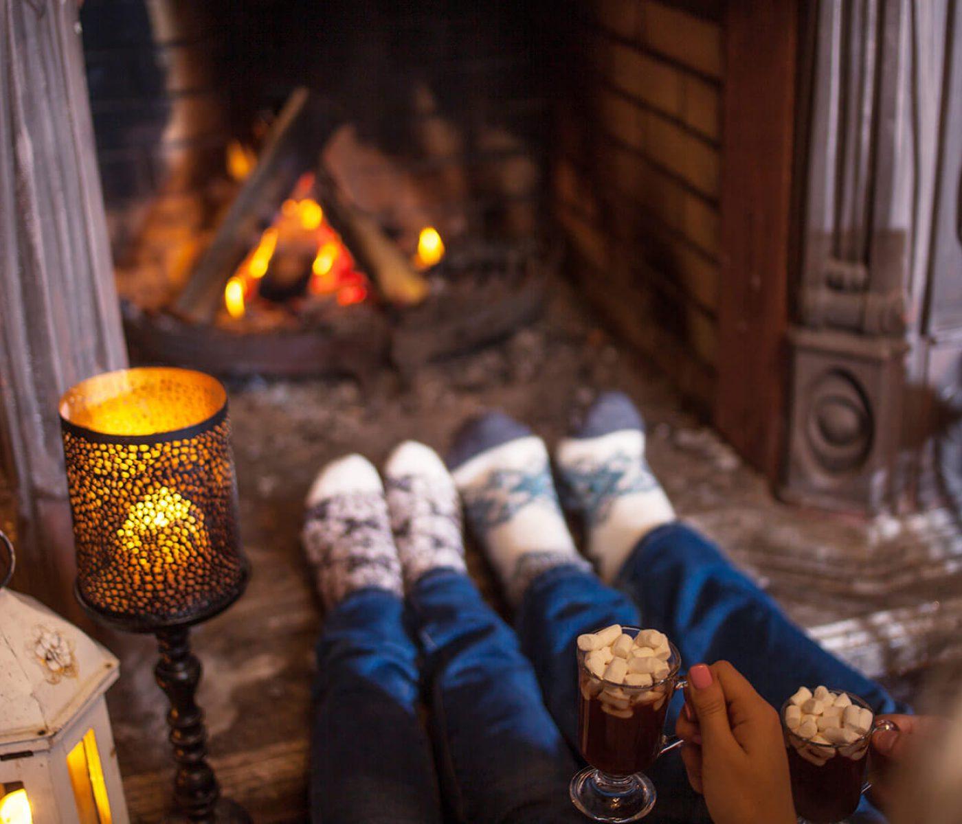 Warm atmosphere